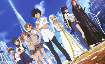 anime To Ara Majutsu no Index 3 temporada