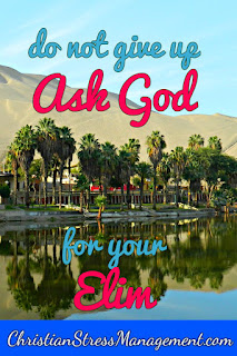Ask God for your Elim