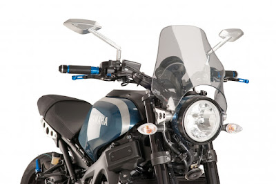 Yamaha XSR900 wind sheed  hd image