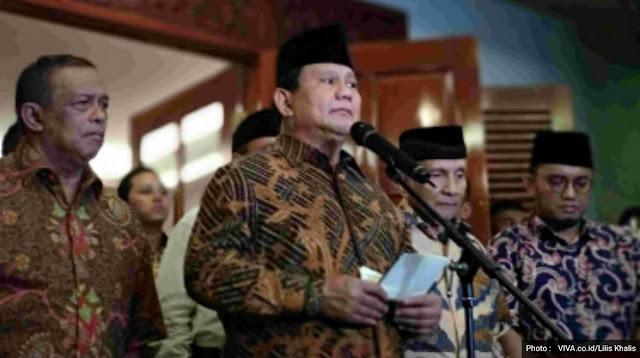 Cyber Indonesia Resmi Polisikan Prabowo Soal Hoax Ratna Sarumpaet