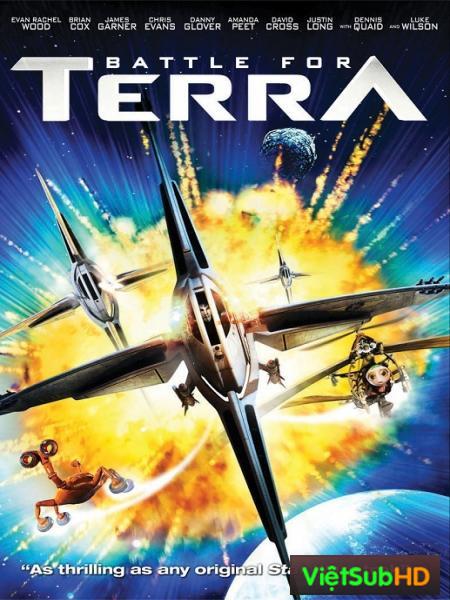 Cuộc Chiến Ở Hành Tinh Terra