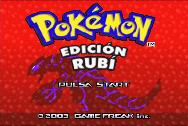 Pokémon Rubí - Español - Captura 2