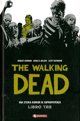 The Walking Dead Hardcover #3