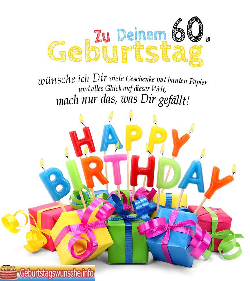 Geburtstagssprüche Für Frauen 60