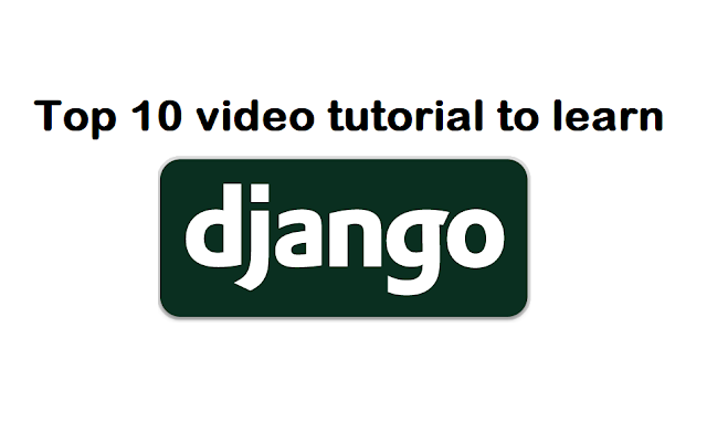 Django Tutorial - Current Affairs 2018, Apache Commons ...