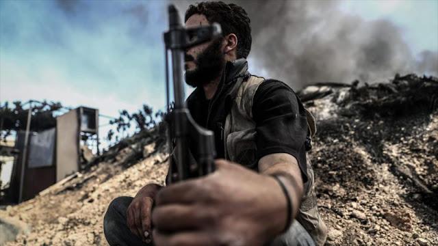 Revelan un plan británico para presionar a EEUU contra Al-Asad