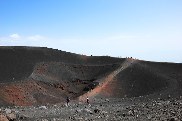 Mount Etna Visit Sicily Travel Guide by UK Travel Blogger Iga Berry