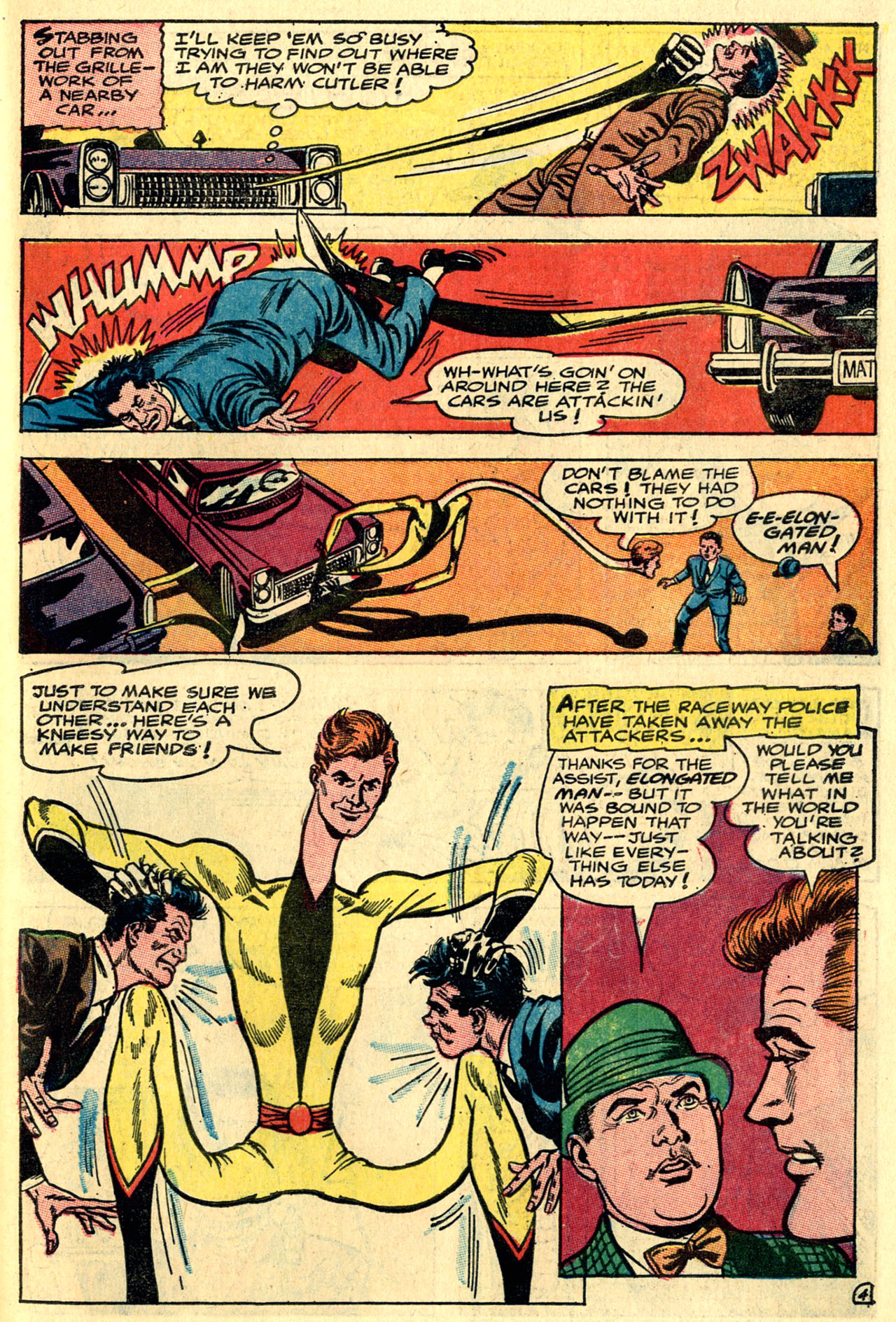 Detective Comics (1937) 357 Page 26
