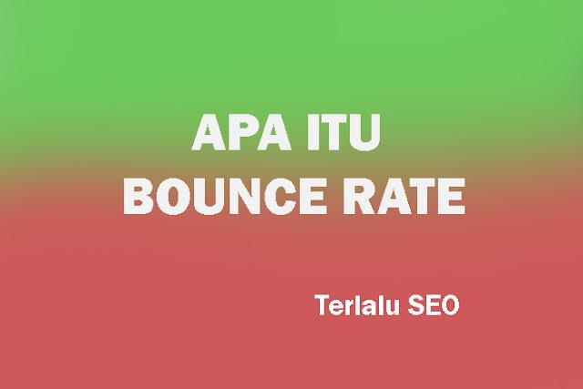 penyeban dan cara mengatasi bounce rate