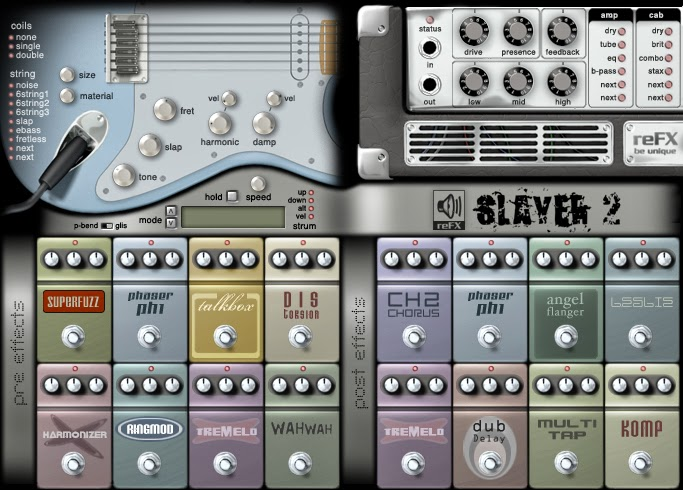 slayer 2 vst
