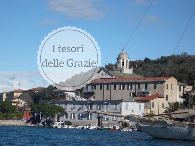 Visita ai tesori delle Grazie di Portovenere. Il santuario degli Olivetani