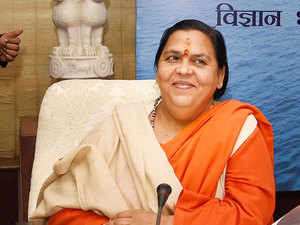 Will not contest LS polls: Uma Bharti