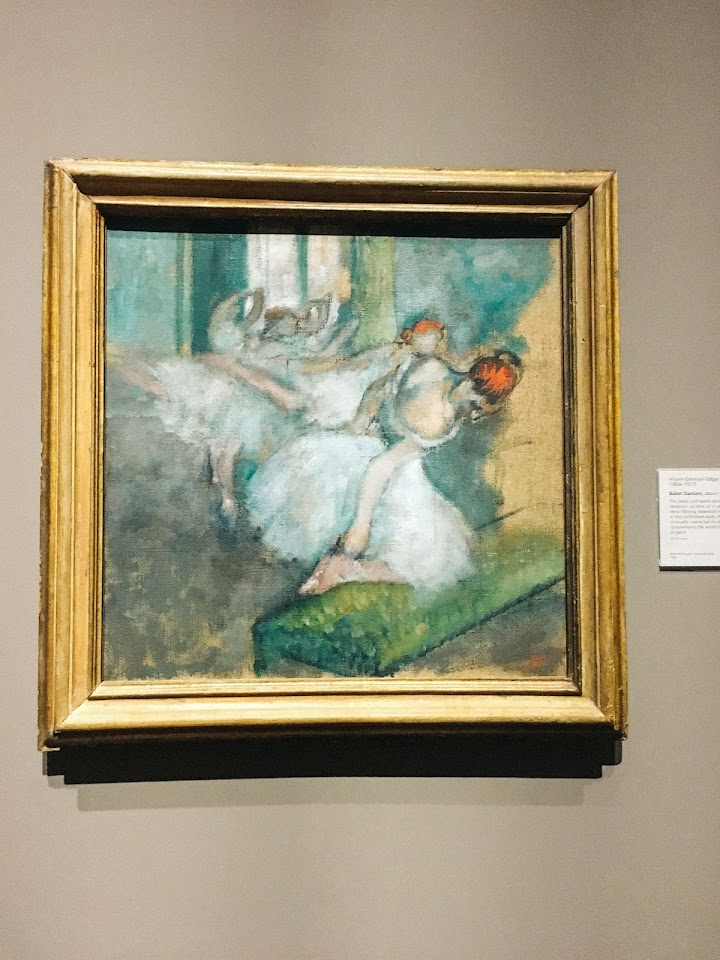 バレエ・ダンサー(Ballet Dancers)1890〜1900年