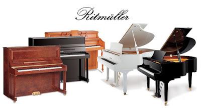 Đàn piano Ritmuller