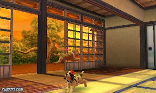 Nintendogs + Cats - Golden Retriever and Friends 3DS CIA Free Download