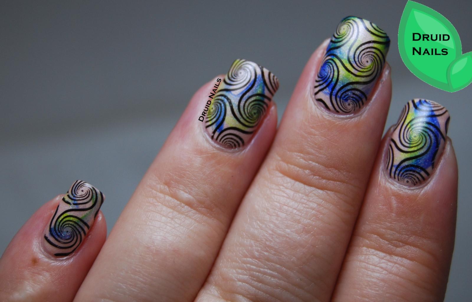 Druid Nails 40 Great Nail Art Ideas Nude Colour