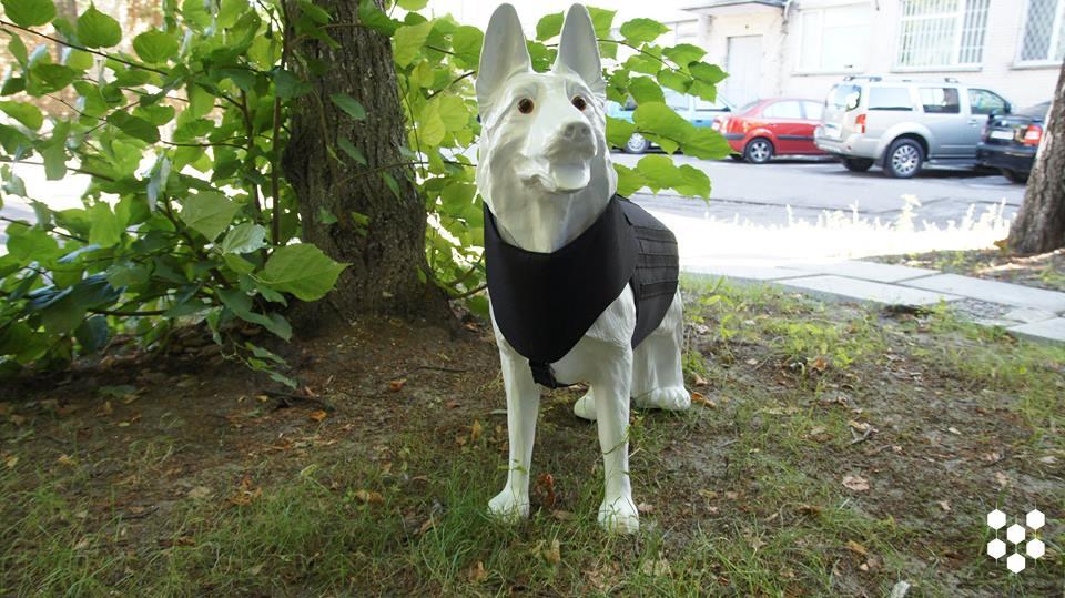 бронежилет для собак