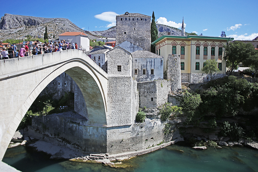 20 Days, 20 Cities, 6 Countries - Part 8: Mostar, Bosnia-Herzegovina