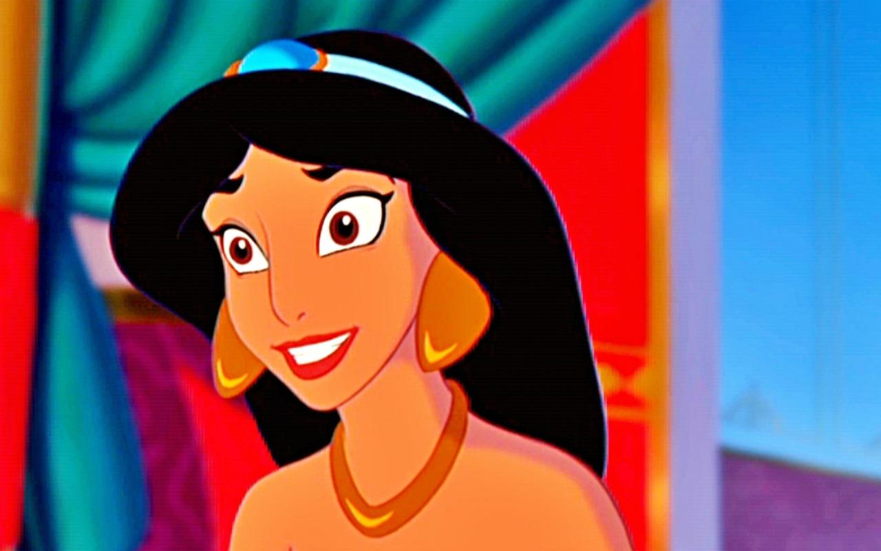 Kiss my wonder woman disney 39 s 39 aladdin 39 and the - Princesse jasmine disney ...