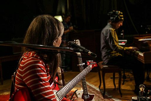 Florencia Ruiz y Mono Fontana: Música para las estrellas
