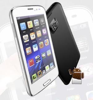 harga hp android kitkat dibawah 1 juta - Advan Vandroid S5E Pro