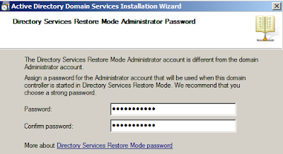 Install Active Directory on Windows Server 2008