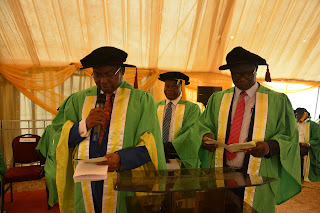 Elizade University Matriculates 300 Students for 2018/2019 Session