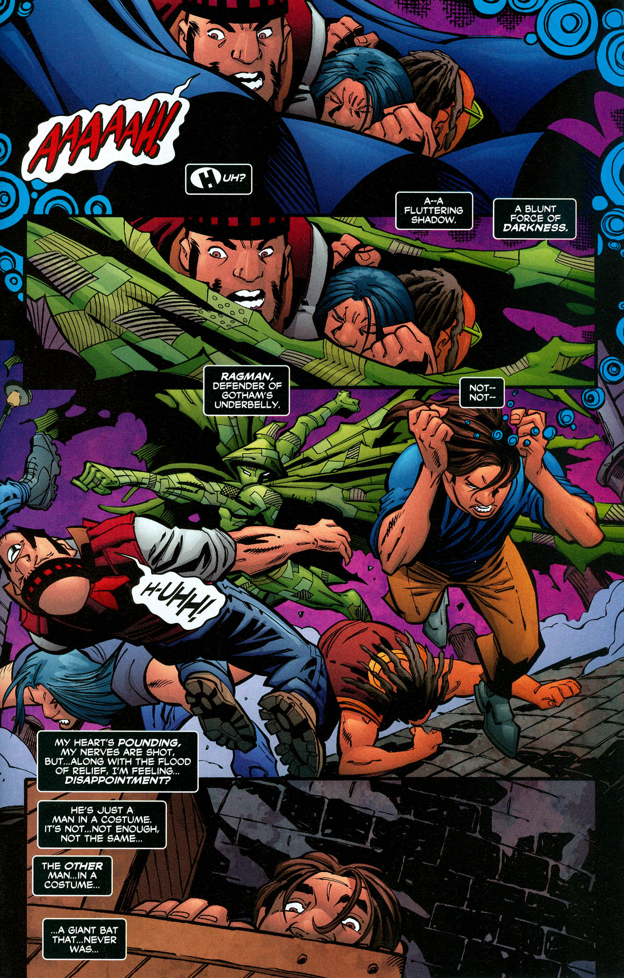Read online Trinity (2008) comic -  Issue #18 - 26