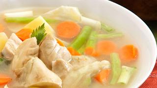 Resep Sop Ayam Spesial Ala Royco
