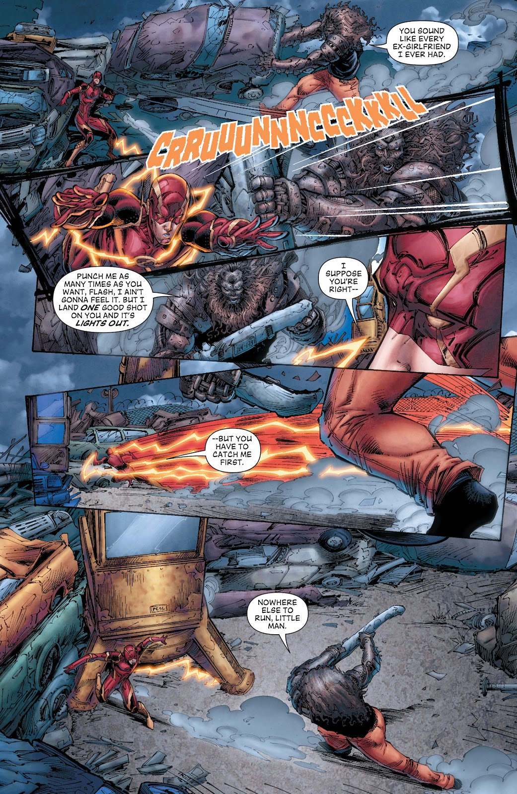 Read online The Flash (2011) comic -  Issue # _TPB 8 (Part 1) - 42