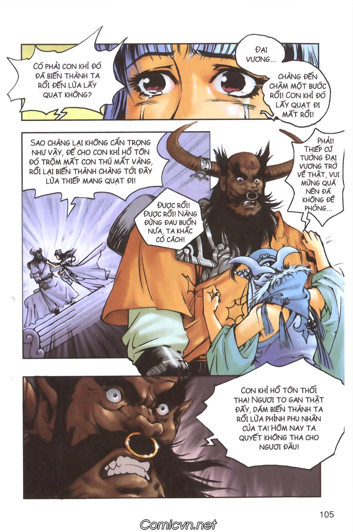 Tây Du Ký màu - Chapter 108 - Pic 2