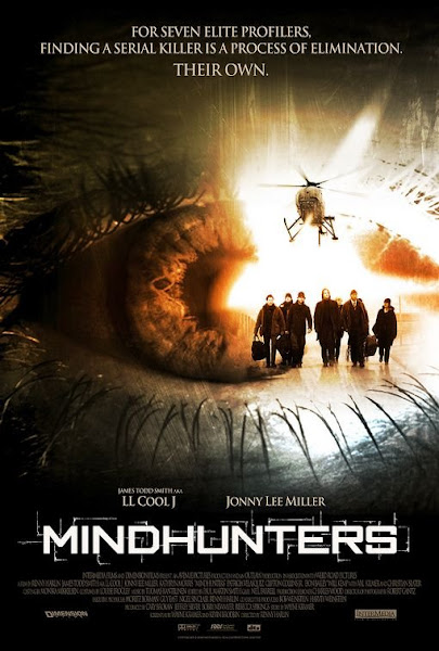 Poster Of Mindhunters 2004 720p Hindi BRRip Dual Audio Full Movie Download