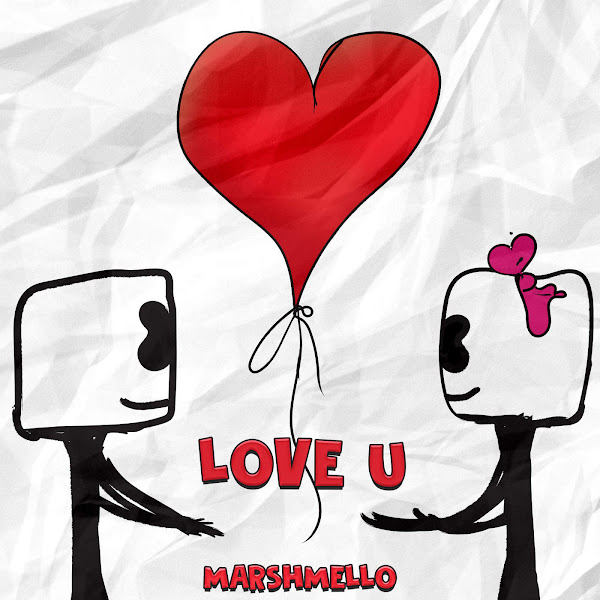 Marshmello - Love U - Single Cover