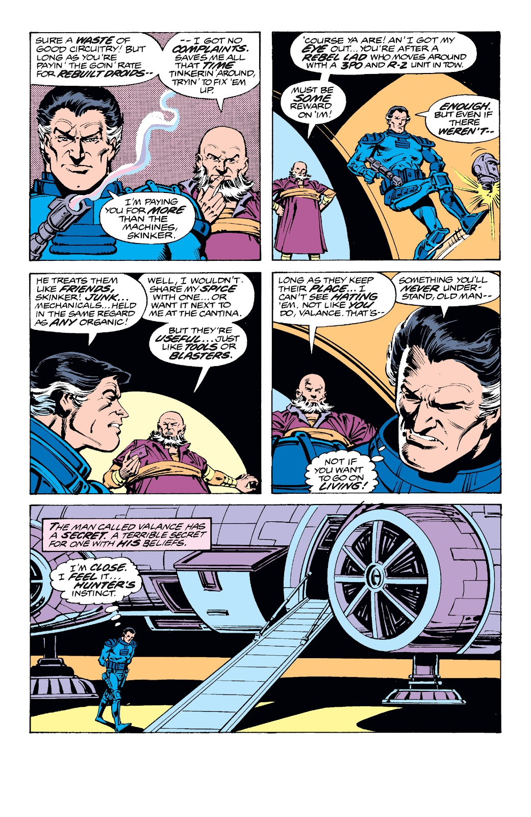 Read online Star Wars Legends: The Original Marvel Years - Epic Collection comic -  Issue # TPB 2 (Part 1) - 64