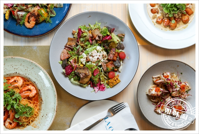 LA ONE-約會/慶生/聚餐不限時超乎價值得歐陸料理!