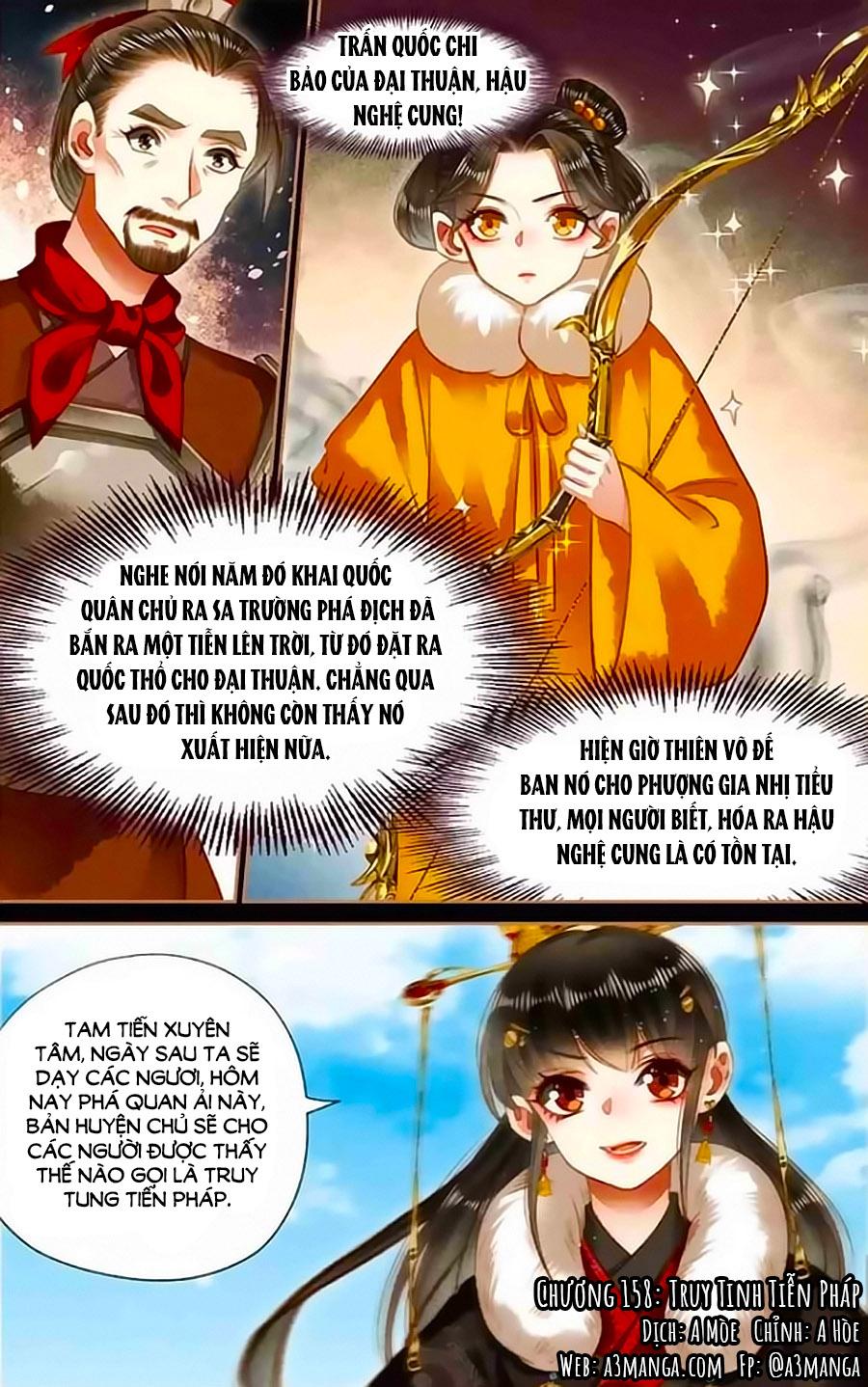 Thần Y Đích Nữ chap 158 - Trang 1