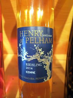 Henry of Pelham Riesling Icewine 2014 (91 pts)