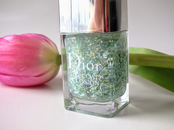 Dior Top Coat Eclosion Blossoming Top Coat