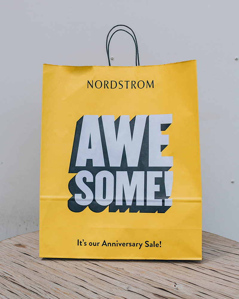 #NSale Nordstrom Shopping Bag for Anniversary Sale, nsale, #nsale