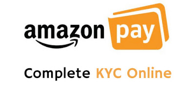 Amazon- Get Rs 200 Cashback on Complete KYC verification at your Doorstep