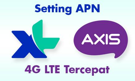 Cara Setting Apn Xl Dan Axis 4G Lte Terbaru