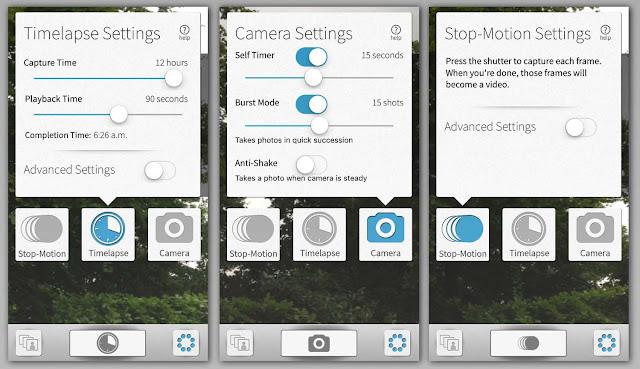 Aplikasi wajib bagi para penghobi fotografi - GorillaCam