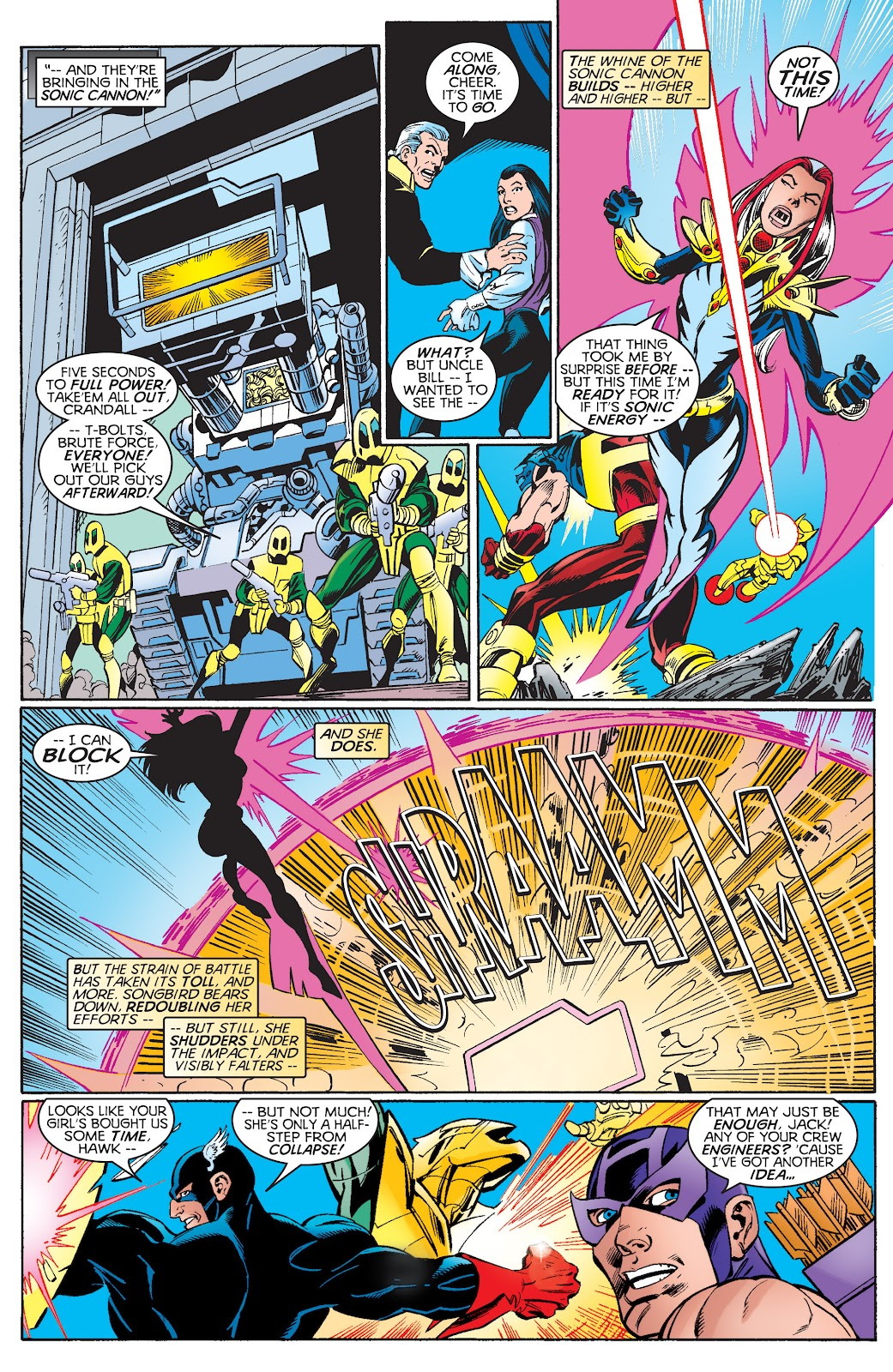 Read online Hawkeye & The Thunderbolts comic -  Issue # TPB 1 (Part 3) - 40