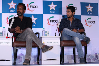Ekta Kapoor Anurag Kashyap & Ramesh SippyAt at FICCI FRAMES 2017  0142.JPG