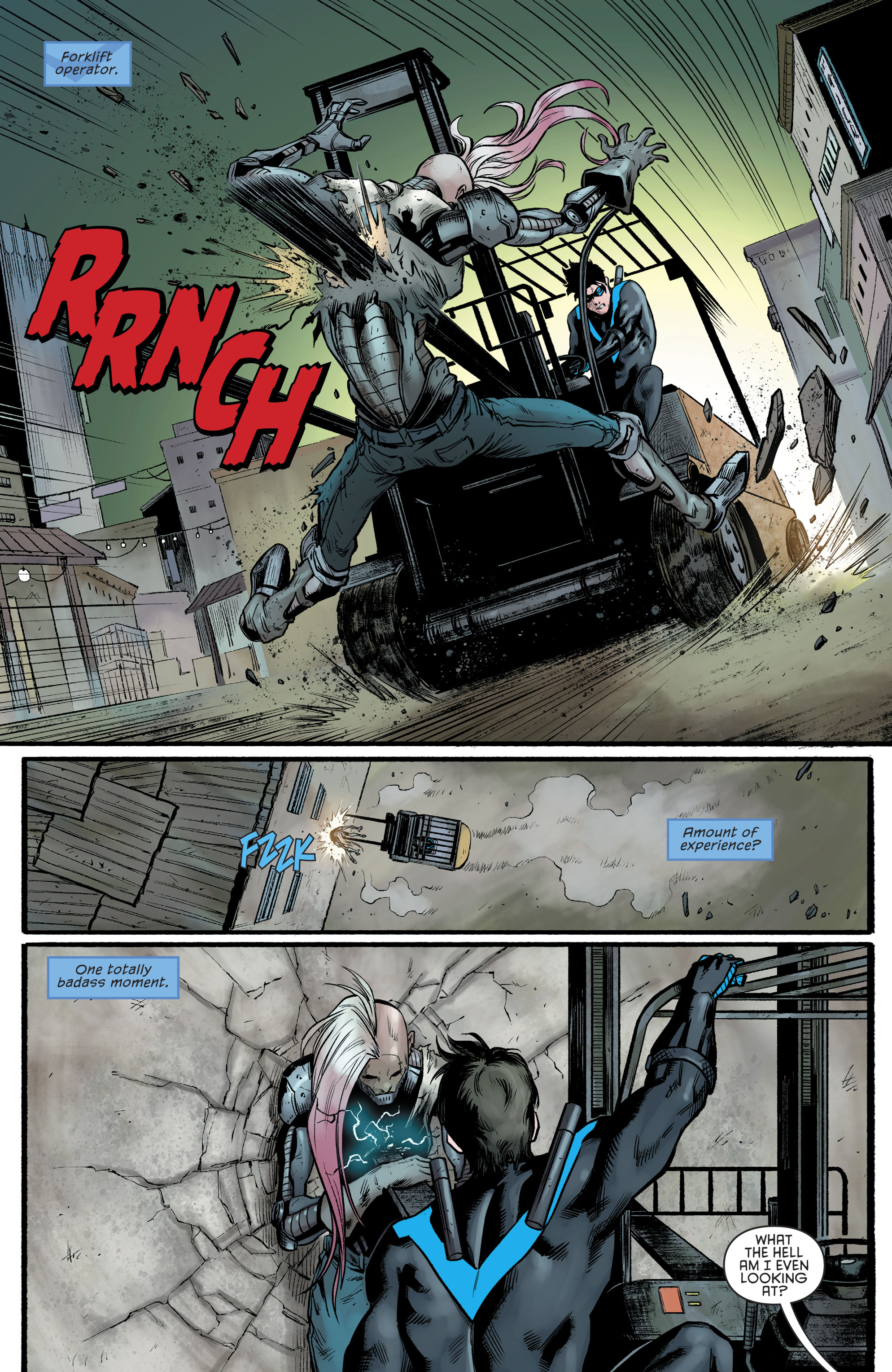 Read online Nightwing (2016) comic -  Issue #23 - 12