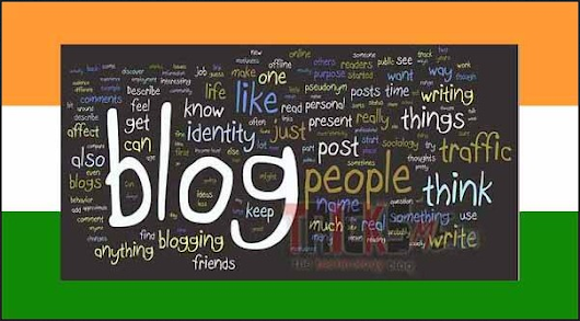 Understand Blogging As Carrer In India Before You Regret.