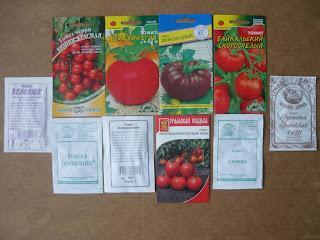 Обзор сортов томата / Блог Дача-это просто!