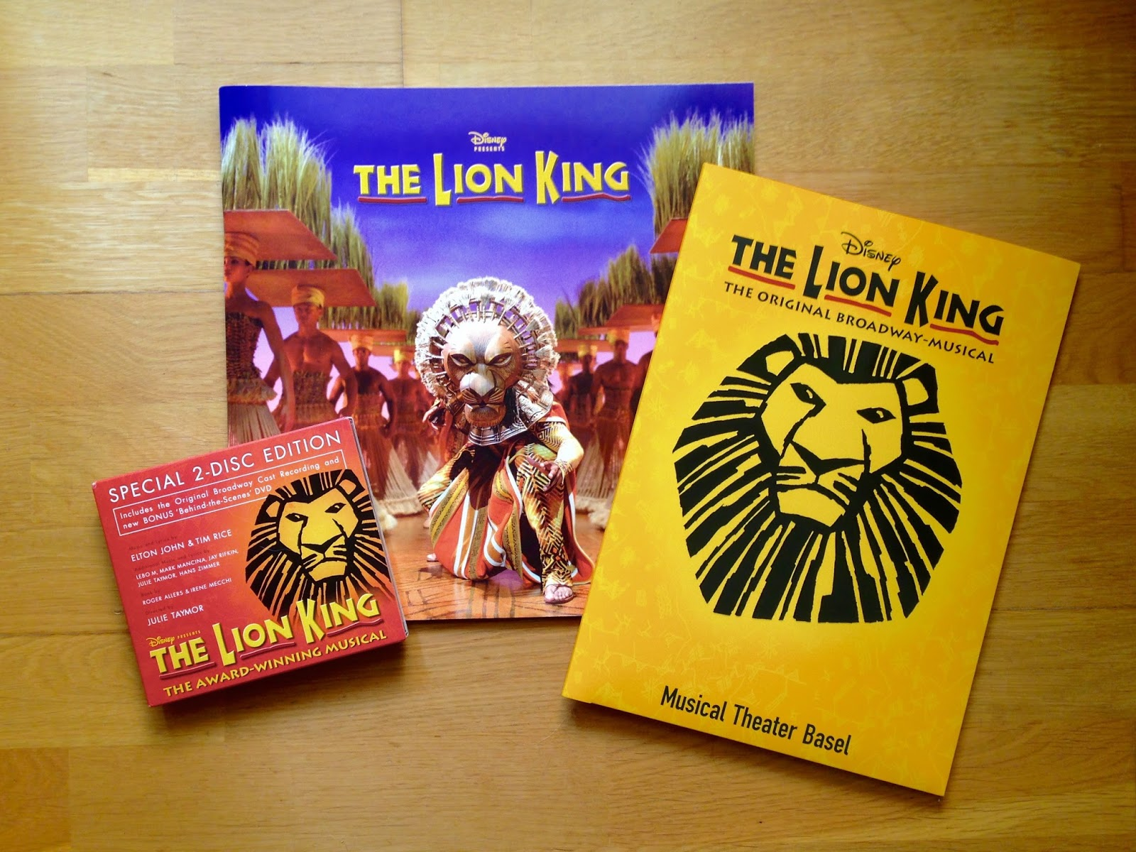 Cc S Lifestyle Disney S The Lion King Musical Basel 2015