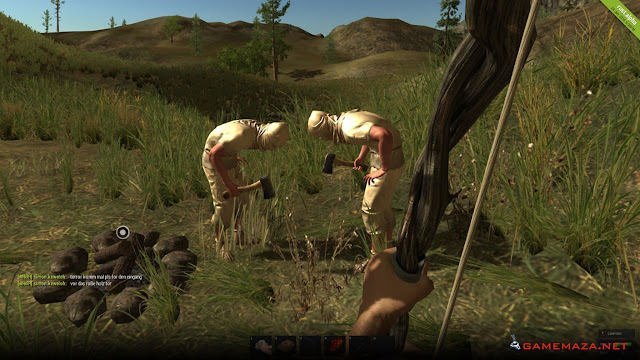 Rust 2016 Gameplay Screenshot 1