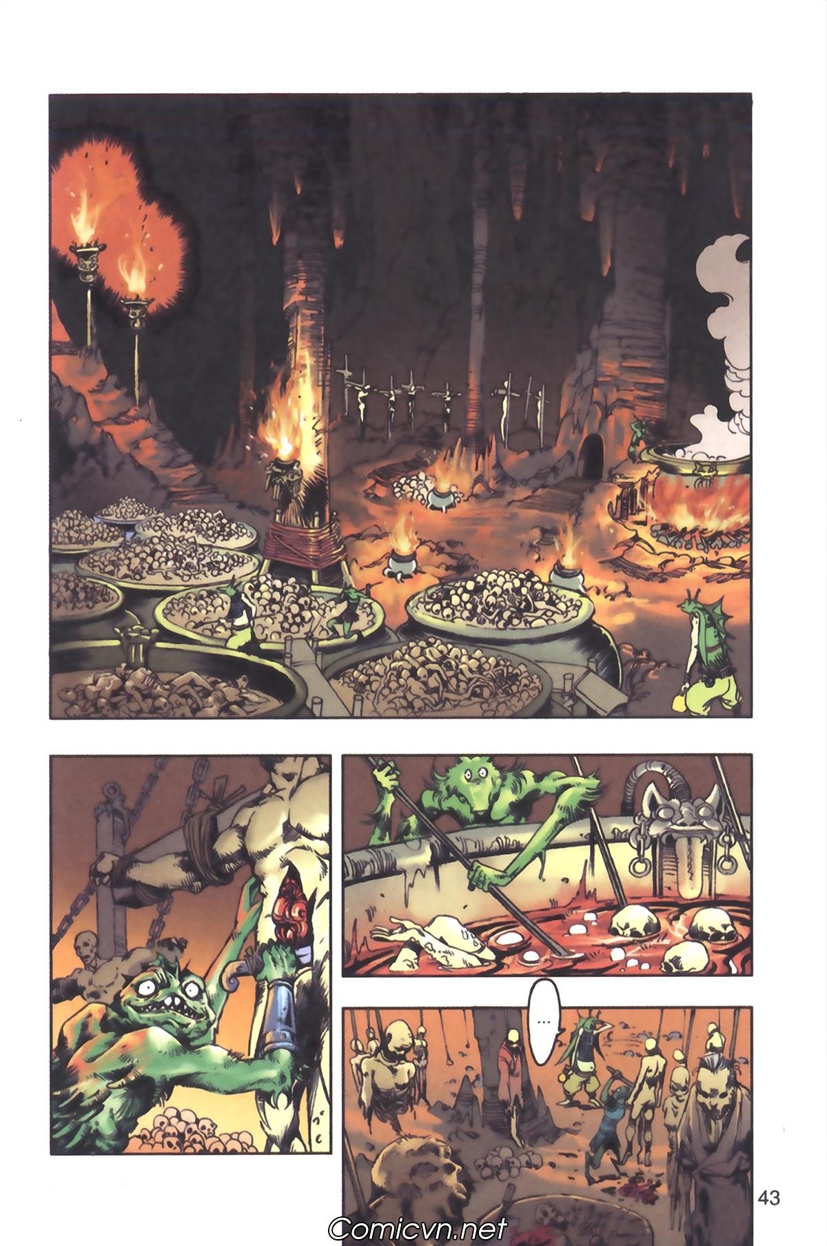 Tây Du Ký màu - Chapter 120 - Pic 3
